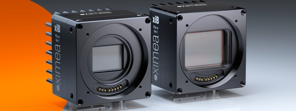 High resolution cameras - 20 and 50 Mpix