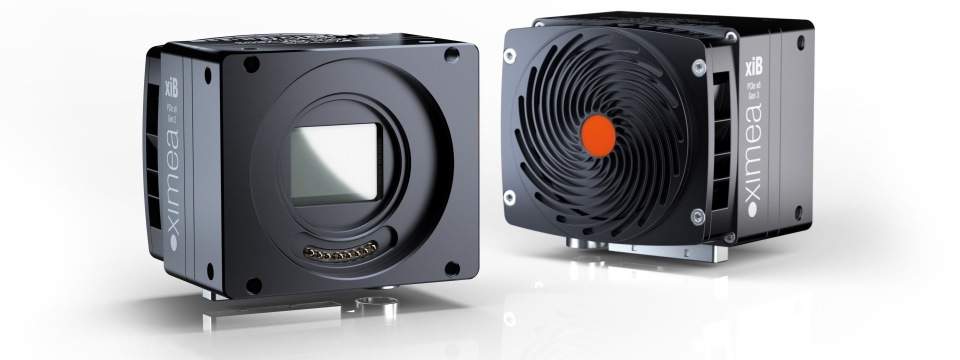 PCIe Gen3 is the fastest camera interface
