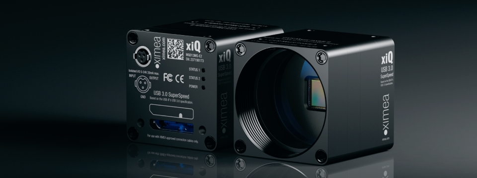 xiQ - family of USB3 Vision Cameras