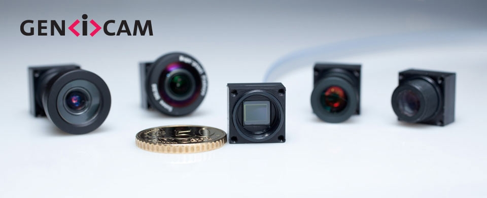Miniature camera with USB and 5 Mpix