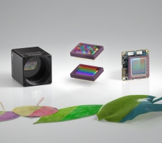 Hyperspectral cameras based on USB3 - xiSpec