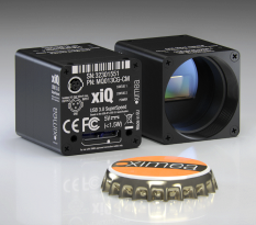 USB3 Vision compliant cameras - xiQ
