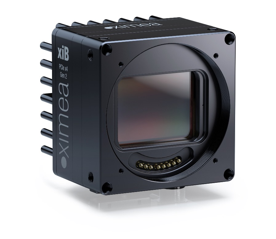 Ximea Cmosis Cmv20000 Color 5k Industrial Camera