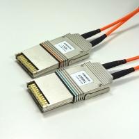 10m PCIe Gen.3 x8 fiber cable