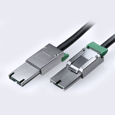 1m PCIe Gen.2 x4 copper cable