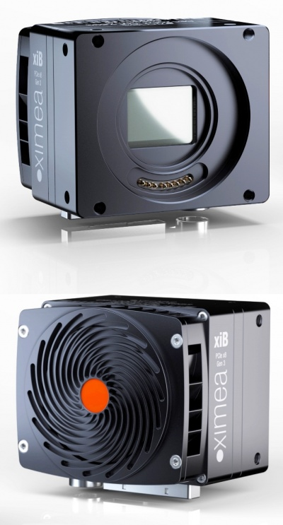 High resolution color camera Gpixel GMAX0505