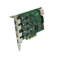 4x PCI express adapter