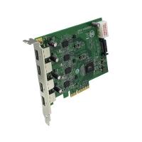 4x PCI express adapter