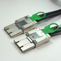 5m PCIe Gen.3 x8 copper cable
