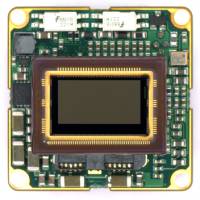 CMOSIS CMV2000 NIR USB3 board level camera