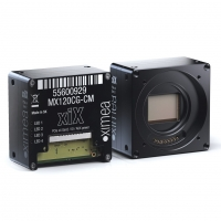 CMOSIS CMV50000 mono 8K embedded camera