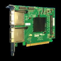PCIe Gen.3 x8 host adapter x2
