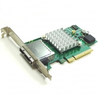 PCIe Gen.3 x8 host adapter x1