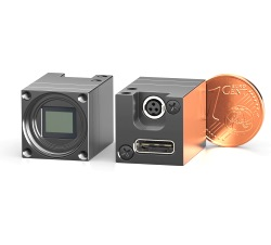 USB3 18 Mpix GenTL GenICam mini micro industrial tiny camera