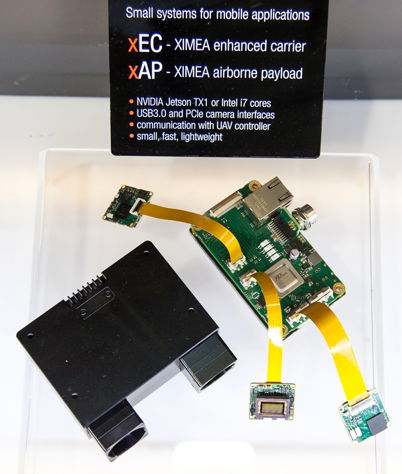 XIMEA - Carrier boards for NVIDIA Jetson