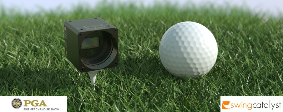 Golf USB3 camera PGA Swing Catalyst USB 3.0 2015