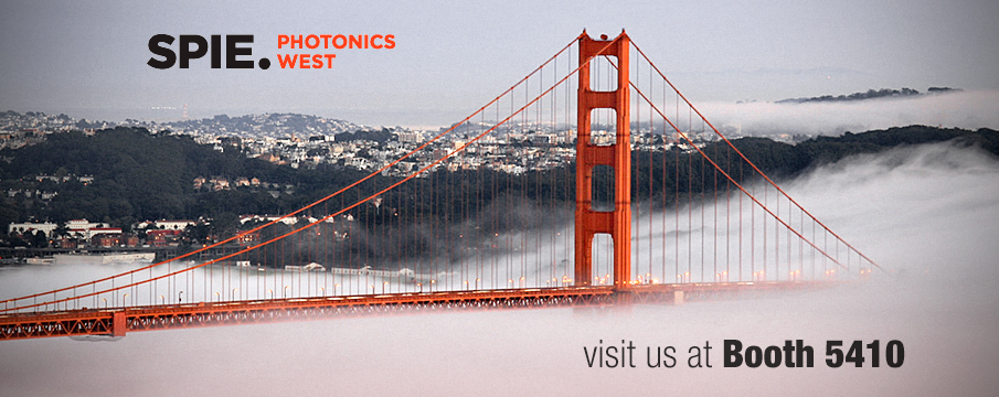 Photonics West 2015 San Francisco XIMEA cameras
