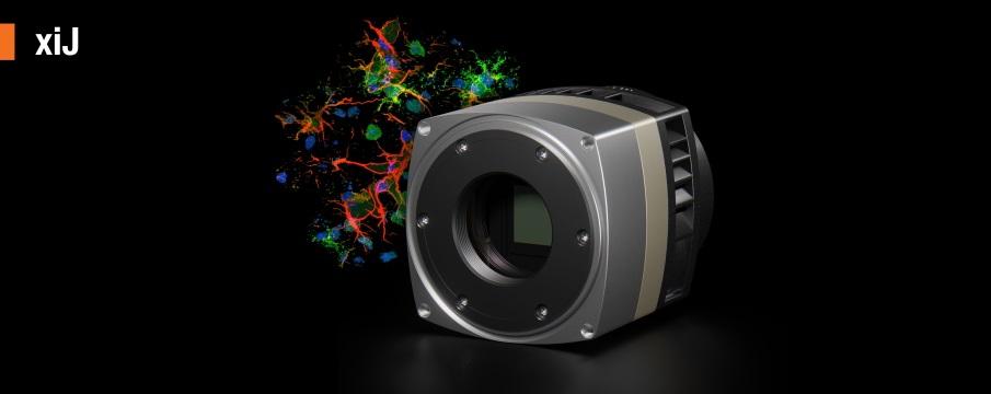 scmos cameras scientific grade cooled bsi backside illumination