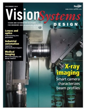 vision systems design magazine ximea camera
