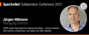 Hyperspectral camera presentation XIMEA SpectroNet Collaboration conference