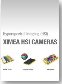 hsi hyperspectral camera presentation usb3 vision