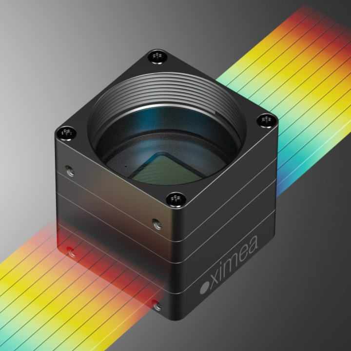 hyperspectral hsi mini camera small usb3