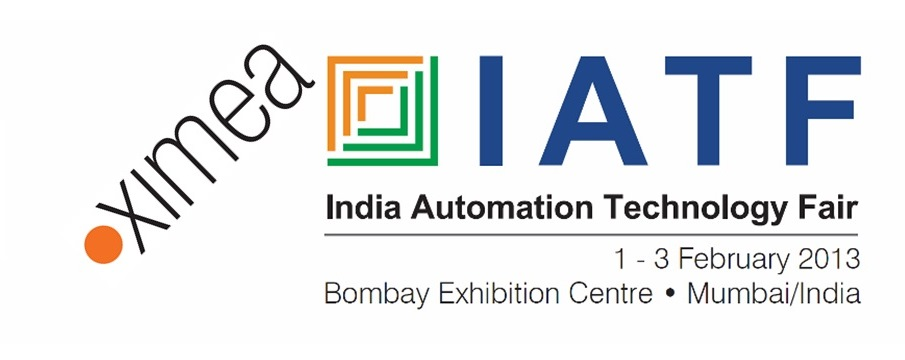 XIMEA at IATF 2013 in Mumbai