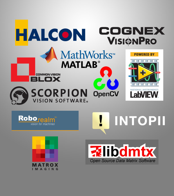 Machine Vision Libraries MVTec Halcon