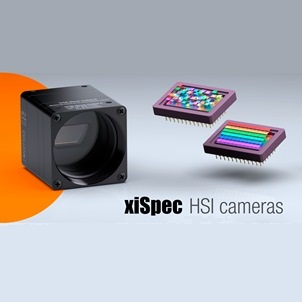 XIMEA - Hyperspectral cameras with USB3