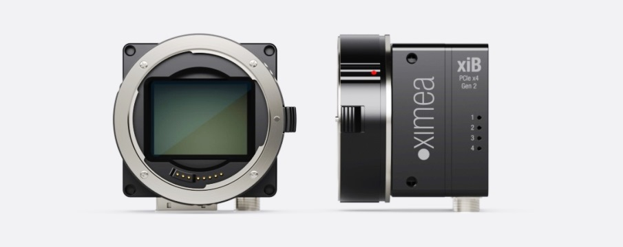 XIMEA - 8K Camera from XIMEA with 48 Mpix and up to 30 fps