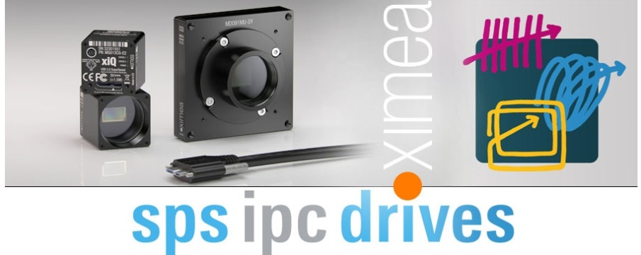 sps ipc drives ximea 2013 nurnberg