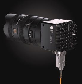 PCIe camera CMOSIS CMV12000 CMV20000
