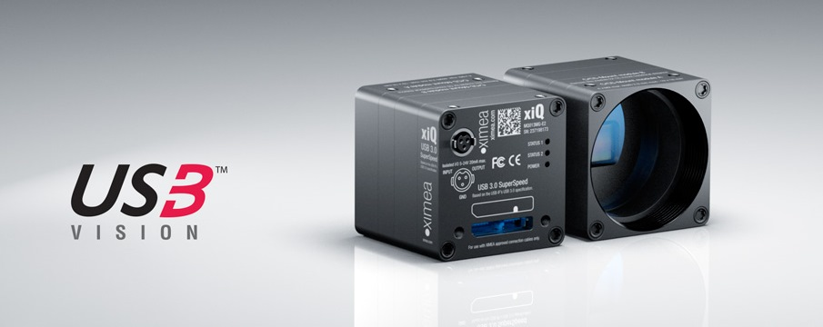 USB3 cameras with USB 3.0 interface XIMEA