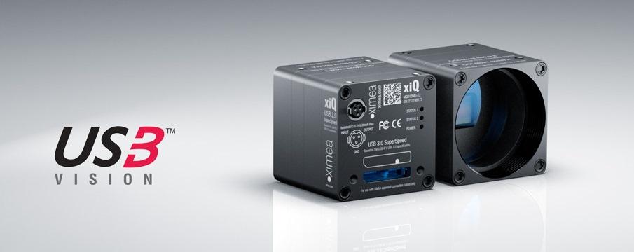 USB3 Vision camera support