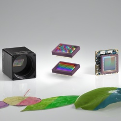 USB3 Hyperspectral imaging HSI cameras smallest