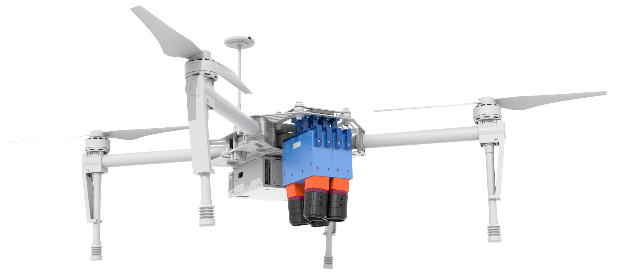 small hyperspectral high speed fast cameras payload drone UAV