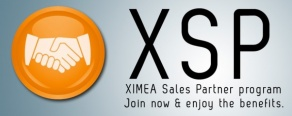 xsp program ximea distributors